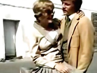 Uncommon 1980 Grind Movie Spanking Scene In Milky Satin Underpants