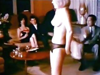 Hot Wifey's Striptease Wifey Swappers 1965