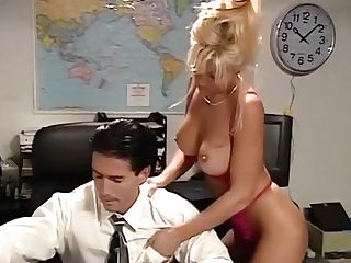 Greatest Pornographic Star Stacy Valentine In Best Blonde,...
