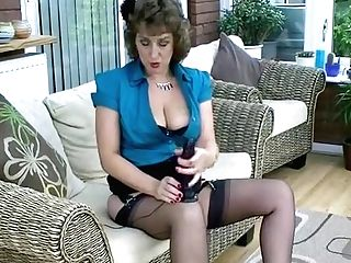 Amazing Homemade Solo Female, Stockings Pornography Clip