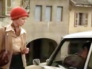 Bareness In Old School French Movie 'no Problem' (1975)