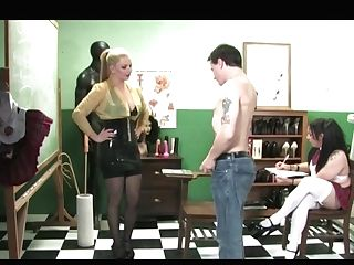 Submissive School