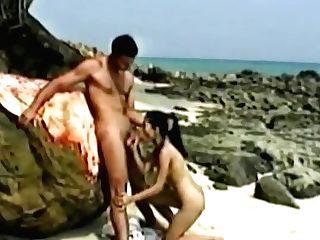 Antique Tai Beach Fuck