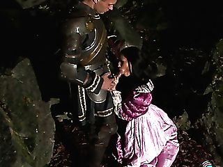 Courageous Prince Saves A Princess From A Wild Dragon And Gets...